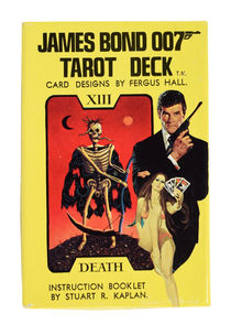 James Bond 007 Tarot Deck