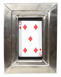 Himber Fifth Dimension Card Frame