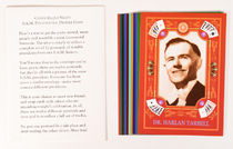 S. A. M. Presidential Profile Game Postcards