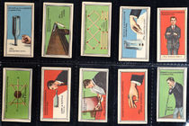 Salmon and Gluckstein Magical Series Cigarette Cards