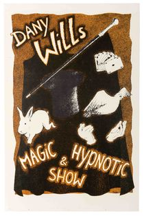 Dany Wills Magic and Hypnotic Show