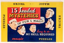 15 Sealed Mysteries of Fun and Magic