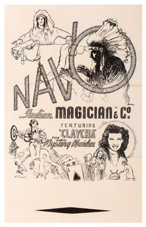 Navo, Indian Magician and Co.