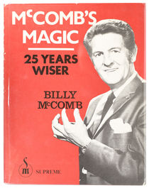 McComb's Magic: 25 Years Wiser, Inscribed and Signed