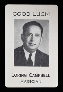 Loring Campbell, Good Luck!