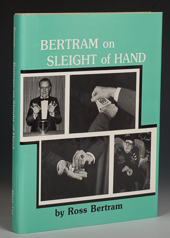 Bertram on Sleight of Hand - Quicker than the Eye