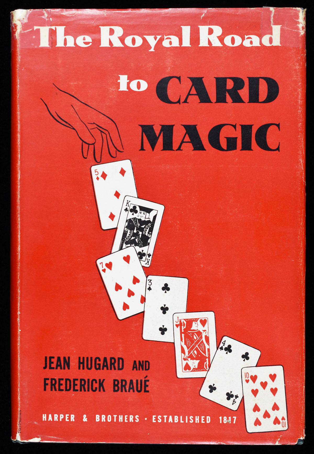 The Royal Road to Card Magic. B0363