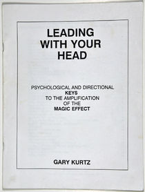 Leading With Your Head