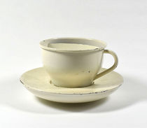Confetti Cup and Saucer