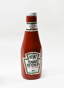 Vanishing Bottle: Ketchup