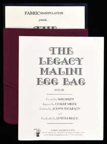 The Legacy Malini Egg Bag