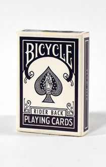 Miniature Bicycle Playing Cards