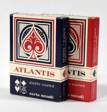 Atlantis Champion Playing Cards