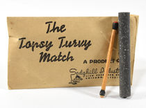 The Topsy-Turvy Match