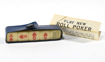 Roll Poker Dice Set
