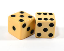 Pair of Large Dice