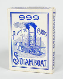 Steamboat 999 Playing Cards