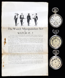The Watch Manipulation Act, or Watch It!