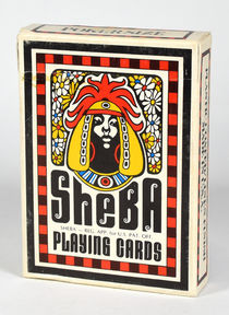 SHEBA Playing Cards