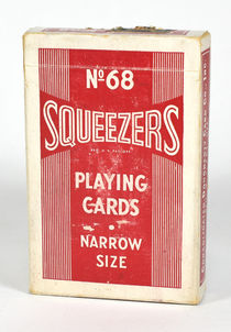 Squeezers No. 68 Playing Cards