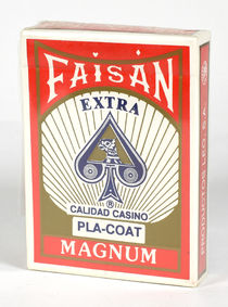 Faisan Extra Calidad Casino Playing Cards