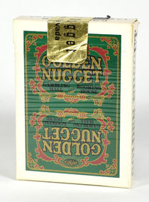Golden Nugget Playing Cards
