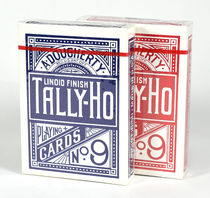 Tally-Ho No. 9 Fan Back Blue Seal Set