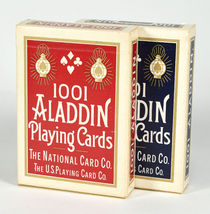 1001 Aladdin Playing Cards Set