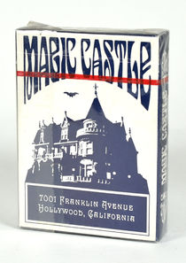 Magic Castle Playing Cards (1990s)