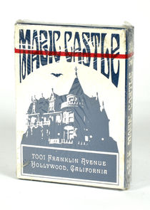 Magic Castle Playing Cards (1980)