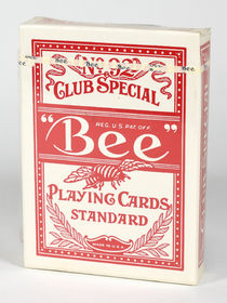 """Bee"" Club Special Playing Cards (1970)"