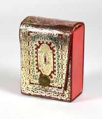 Vintage Toy-Size Cards in Intricate Case