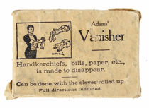 Adams' Vanisher