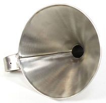 Merv Taylor Stainless Steel Production Funnel