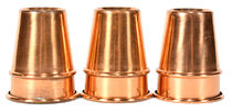 Miniature Copper Cups