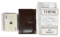 The Roth/Moorehouse Hip Pocket Comedy Wallet, Inscribed and Signed