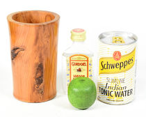 Gin and Tonic Chop Cup