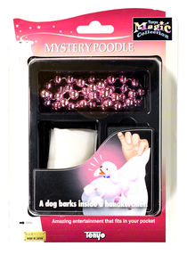Mystery Poodle T-216