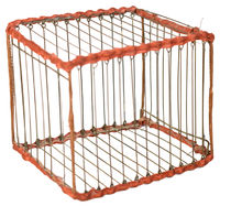 Abbott's Appearing Bird Cage