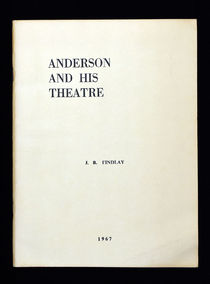 Anderson and His Theatre