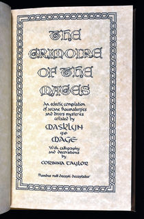 The Grimoire of the Mages