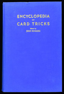 Encyclopedia of Card Magic