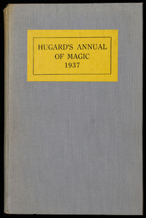 Hugard's Annual of Magic 1937