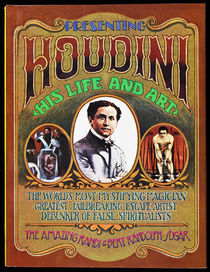 Houdini: His Life and Art