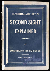 Houdin and Heller's Second Sight Explained