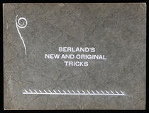 Berland's New and Original Tricks (Signed)