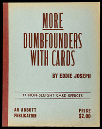 More Dumbfounders with Cards