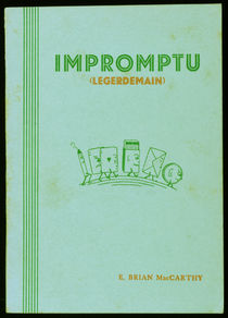 Impromptu (Legerdemain)