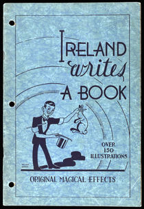 Ireland Writes a Book
