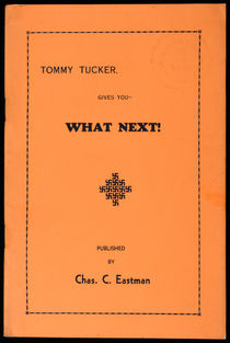 Tommy Tucker Gives You - What Next!